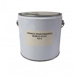 SPARTITRAFFICO BIANCO 5 litri