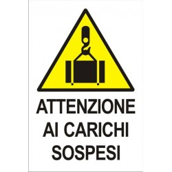 CARTELLO SEGN.CARICHI...