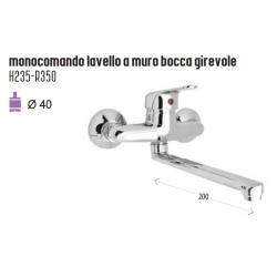 MISCELATORE LAVELLO A MURO...
