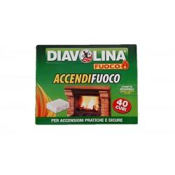 ACCENDIFUOCO CUBO BIANCO